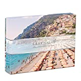 Gray Malin Italy 2-Sided Puzzle. 500 Piece