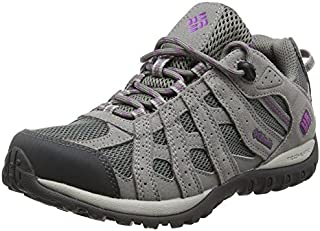 Columbia Women's Redmond Waterproof Low Hiking Shoe,...