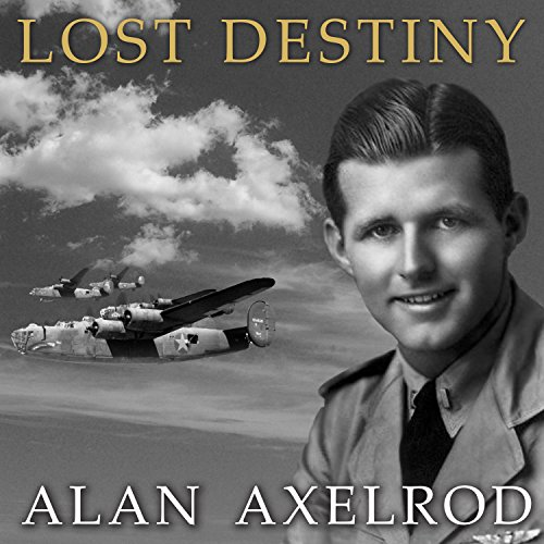 Lost Destiny audiobook cover art
