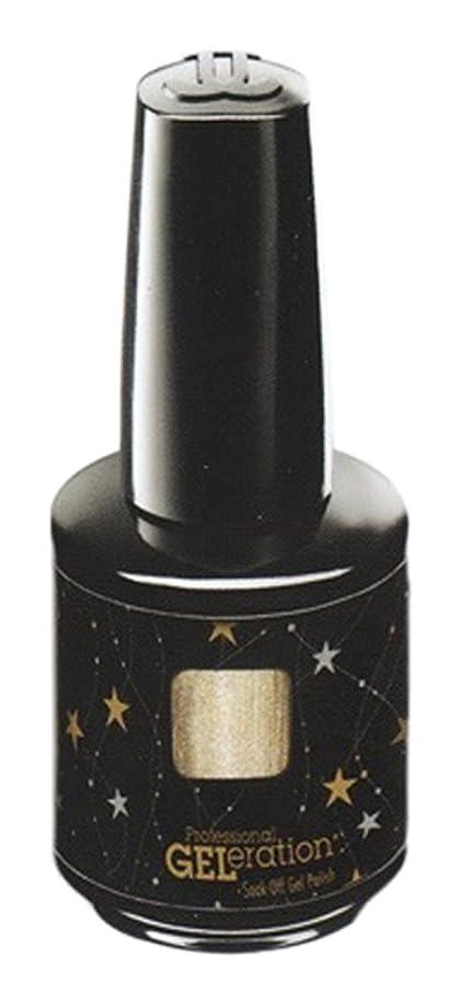 バルク効果的に区ジェレレーションカラー GELERATION COLOURS 987 ウルトラリュクス 15ml UV/LED対応 ソークオフジェル