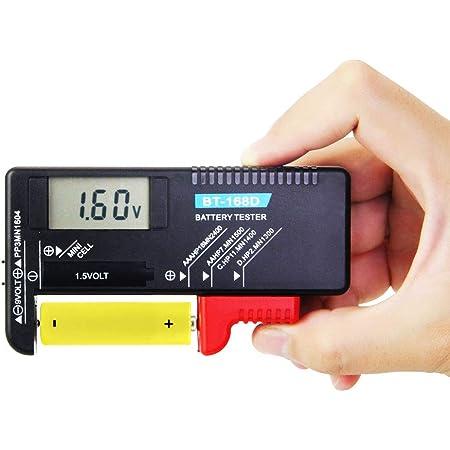 Dema Batterietester 6 12v Elektronik
