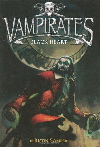 Vampirates: Black Heart (Vampirates (4))