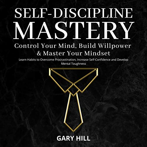 Self-Discipline Mastery cover art