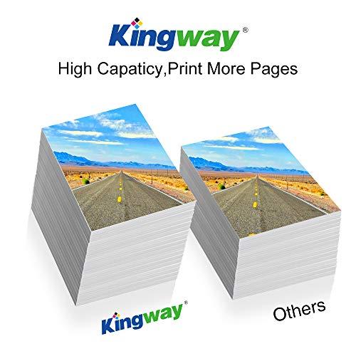 Kingway TN241 TN245 - Tóner de repuesto para Brother TN-241 TN-245 TN-242 TN-246 para Brother MFC-9332CDW DCP-9022CDW HL-3142CW MFC-9142CDN HL-3152CDW MFC-9140CDN DCP-9017CDW HL-3140CW(4) el paquete).