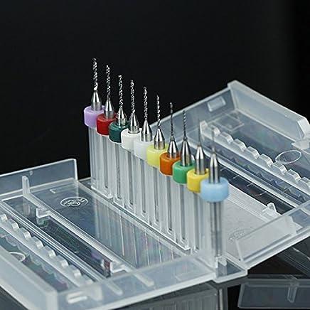 Placa de circuito impreso para PCB de 10 piezas Microcarburadores de 0.1 mm a 1.0 mm