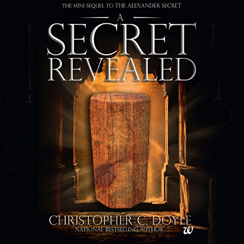 A Secret Revealed cover art