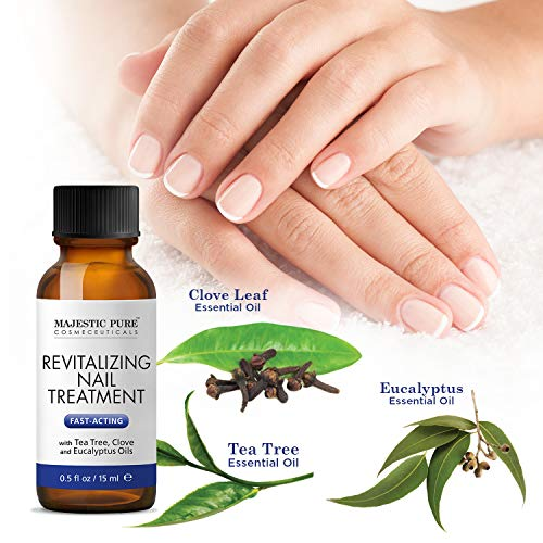 MAJESTIC PURE Natural Nail Treatment