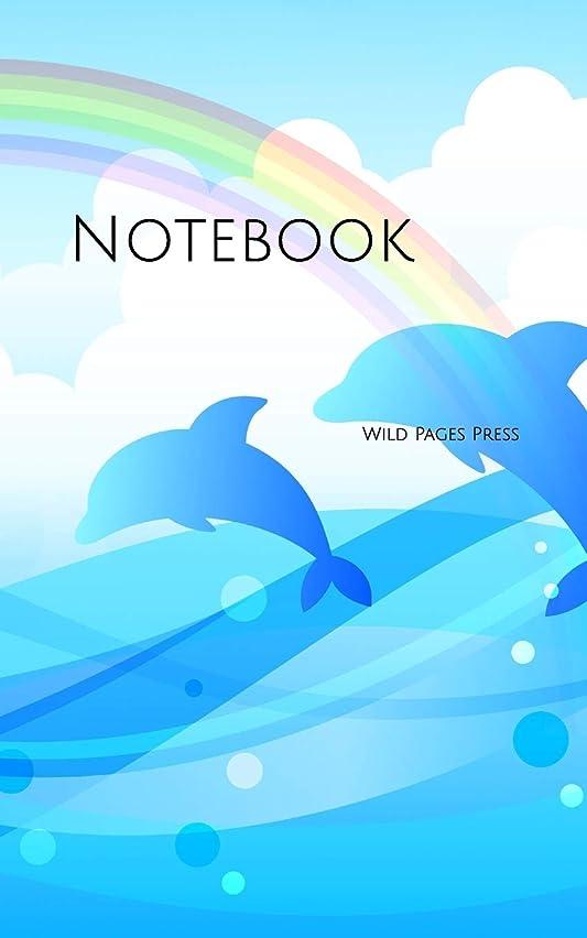 排気日焼け制限Notebook: dolphins sea rainbow ocean water marine dolphin maritime whale fish fishes fishing