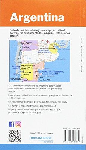 Argentina (Trotamundos - Routard)