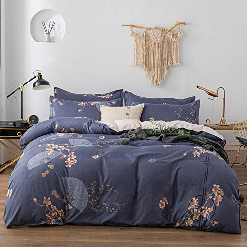 unknow Sheets, Four-Piece Thick Pure Cotton, Three-Piece Cotton Sheets And Cover, Comfortable And Breathable Bedding