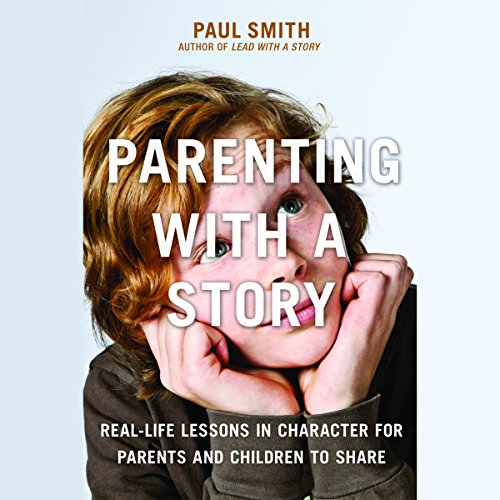 Parenting with a Story cover art
