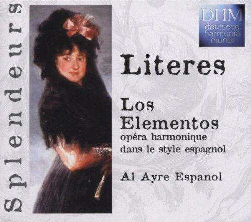 Literes - Los Elementos [Import anglais]