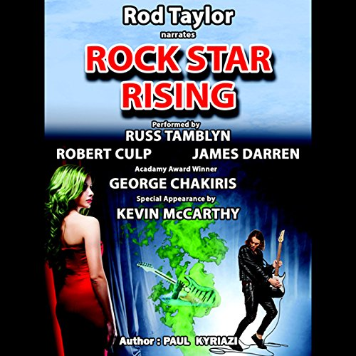 Rock Star Rising  By  cover art