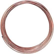 4LIFETIMELINES Copper-Nickel Brake Line Tubing Coil - 3/16 Inch, 100 Feet