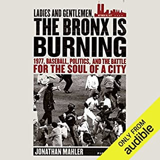 Ladies and Gentlemen, the Bronx Is Burning cover art