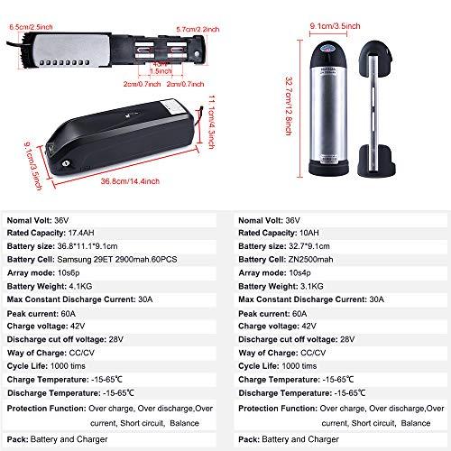 Electric Bicycle Conversion Kit Mid Drive Kit Bafang BBS01B Mid Motor Kit 350W 36V Ebike Motor Bafang Drive System