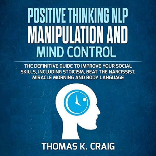 Positive Thinking NLP Manipulation and Mind Control Titelbild