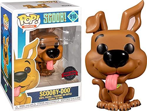 Funko Pop - SCOOB - 910 - Scooby Doo - Edition Speciale