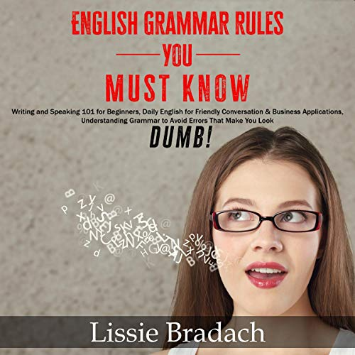 English Grammar Rules You Must Know cover art