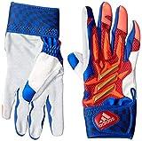 [アディダス] 野球用手袋・グローブ エアロレディ バッティンググローブ GLJ32 メンズ スカーレット/ゴールドメタリック(FS3899) 日本 O (FREE サイズ)