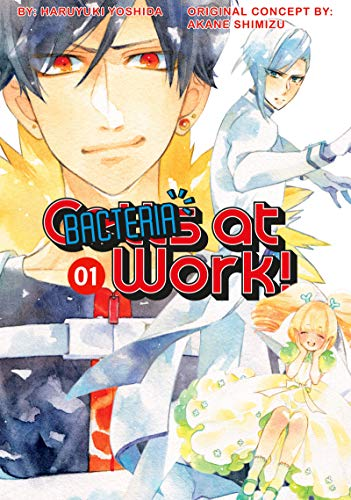 Cells at Work: Bacteria! Vol. 1 (English Edition)