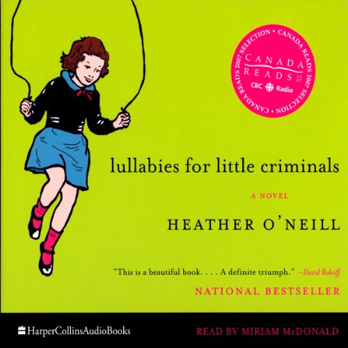 Lullabies For Little Criminals cover art