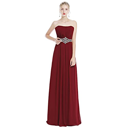 Red Prom Bridesmaid Dresses