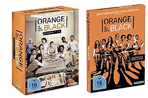Staffeln 1-5 (25 DVDs)
