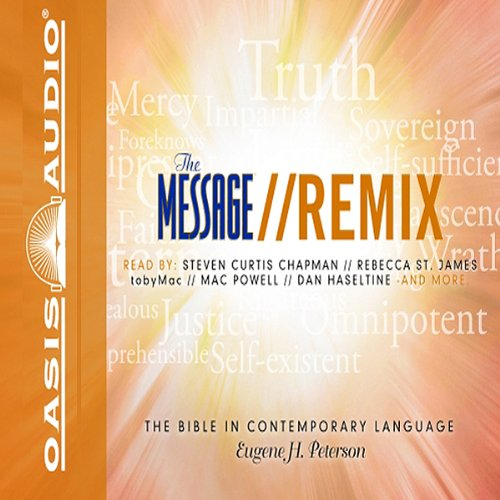 Message Remix Bible cover art