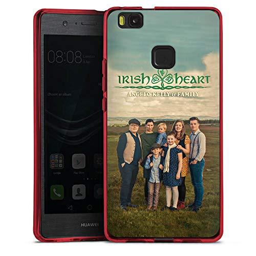 DeinDesign Silikon Hülle Case Schutzhülle für Huawei P9 Lite (2016) The Kelly Family Kelly Family Angelo Kelly