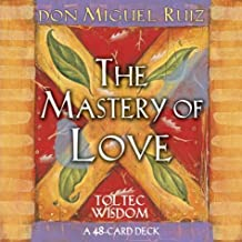 By don Miguel Ruiz - Mastery of Love Cards: A 48-Card Deck (Crds) (8/16/03)