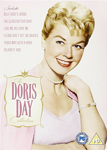Doris Day Collection (6 Disc) (Young Man With A Horn/Loveme Or Leave Me/Billy Rose's Jumbo/Please Don't Eat The Dasies/The Glass Bottom Boat/Calmity Jane) [UK Import]