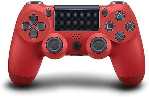 descuento online YUN GAME@ Controlador PS4 - Controlador Controlador Controlador inalámbrico DualShock 4 Gamepad para Playstation 4, rojo  Hay más marcas de productos de alta calidad.
