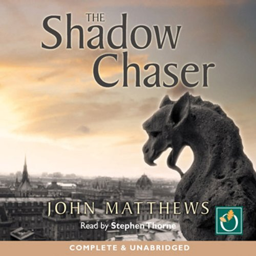 The Shadow Chaser cover art