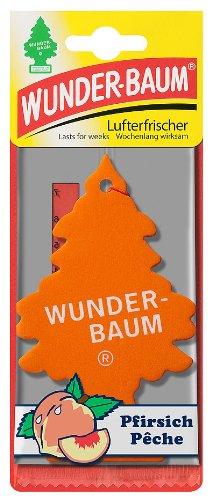 Wunderbaum 178226 Pfirsich, 3-er Pack