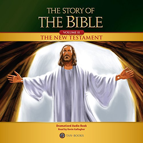 The Story of the Bible, Volume II audiobook cover art