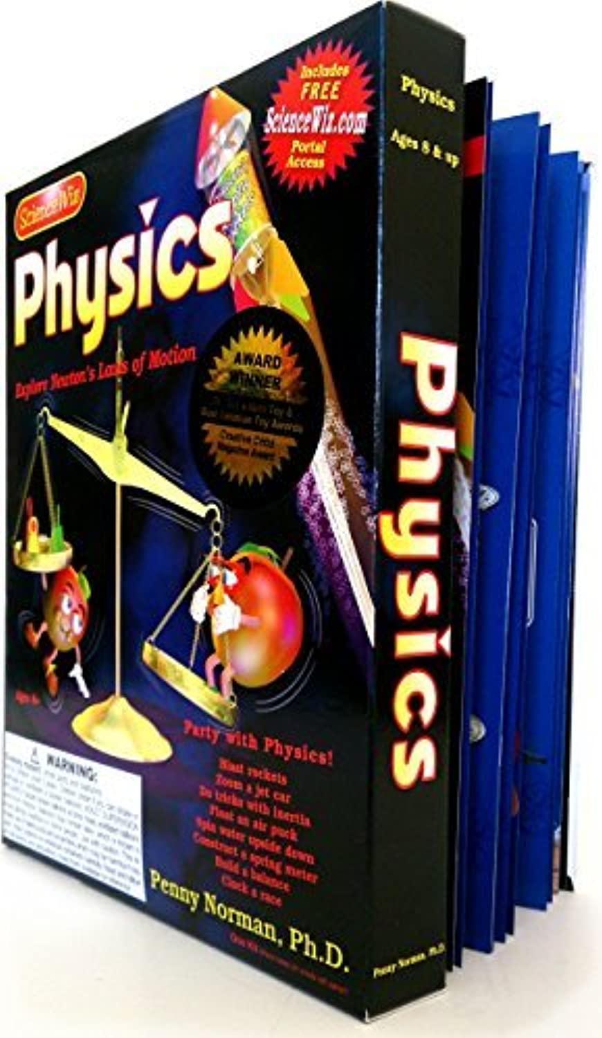 ScienceWiz Physics Experiment Kit by ScienceWiz