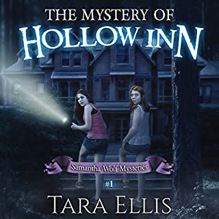 The Mystery of Hollow Inn audiobook cover art