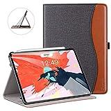 ZtotopCase Hülle für iPad Pro 11 2018,Unterstützt Das Aufladen des iPad Stift,Premium Leder...