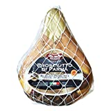 Italian Prosciutto di Parma Black Label D.O.P. Boneless Whole Leg - Aged 18 Months - 16 Pounds Approx.