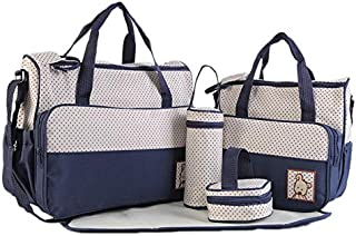 Flower Yao Mummy Bag Five Piece Combination Large Capacity Mother Pack Multifunctional 5 Package