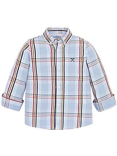 Mayoral, Camisa para niño - 3172, Rojo