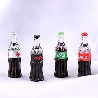 Estatuilla Ornamento De La Estatua 1 Pieza Coca Cola Coca Cola Himouto Nevera Beber Agua Kfc Pequeño Ee. Uu. Estatua Estatuilla Manualidades Adorno De Escritorio Miniaturas Juguete Diy, 1 Pieza