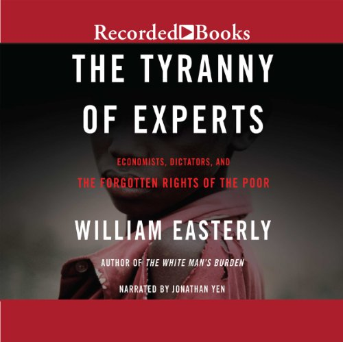 The Tyranny of Experts audiobook cover art