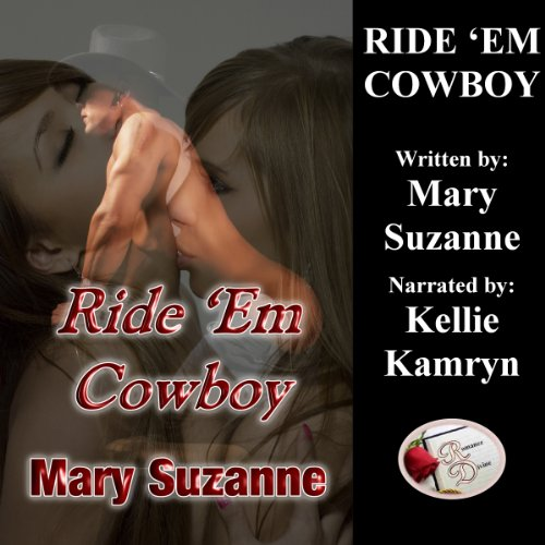 Ride 'Em Cowboy audiobook cover art