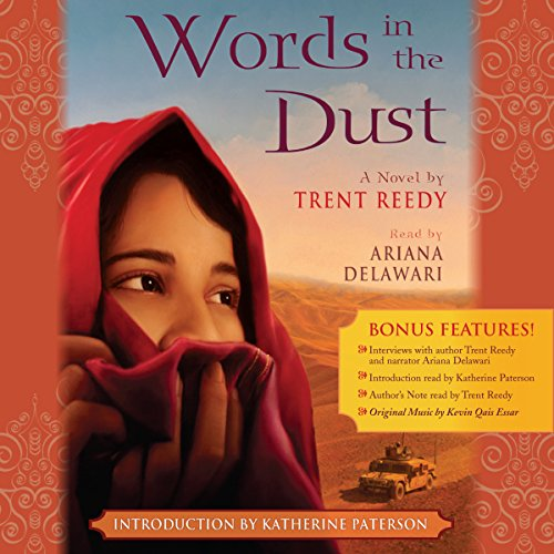 Words in the Dust audiobook cover art