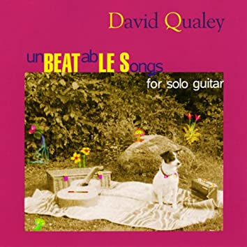 unBEATabLE Songs (for solo guitar)