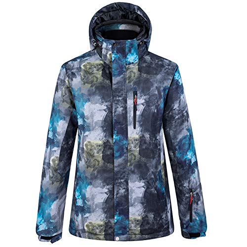 TZpick Kleding, sport voor mannen buiten, skikleding, waterdicht, warme, dikke jas, Canadese stijl, snowboarding