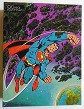 Vintage 1981 Captain America 100 Piece Jigsaw Puzzle