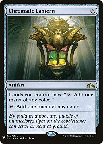 Magic: The Gathering - Chromatic Lantern - Mystery Booster - Guilds of Ravnica